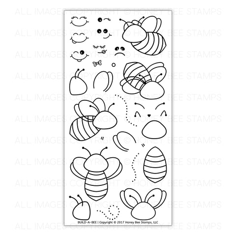 Build-A-Bee Stamp Set