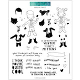 Bundled Up Stamp Set