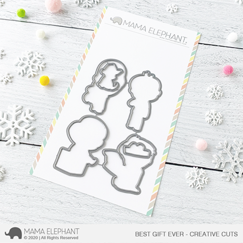 Best Gift Ever Creative Cuts
