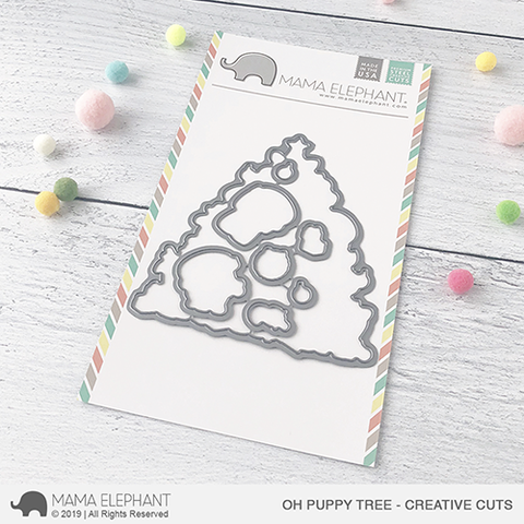 Oh Puppy Tree Creative Cuts