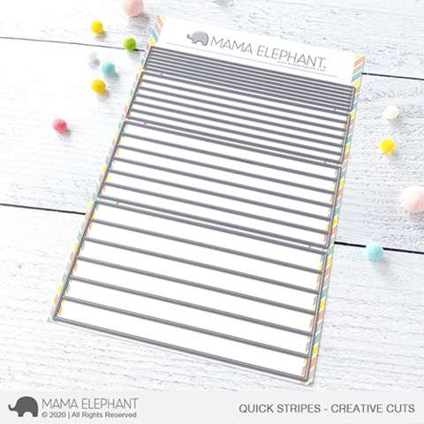 Quick Stripes Creative Cuts