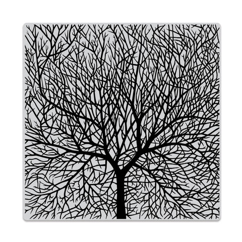 Bare Branched Tree Bold Prints