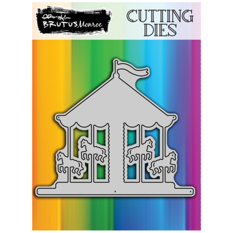 Cutting Die - Carousel