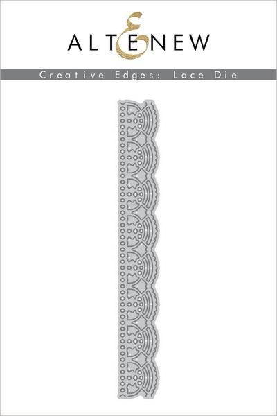 Creative Edges: Lace Die