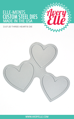 Die: Three Hearts Elle-ments