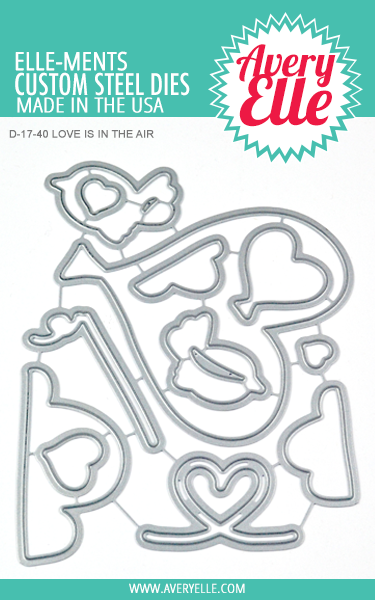 Die: Love Is In The Air Elle-ments