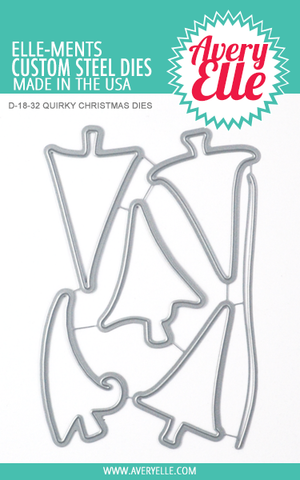 Die: Quirky Christmas Elle-ments