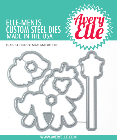 Die: Christmas Magic Elle-ments