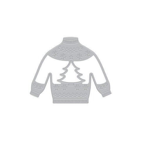 Christmas Sweater Die