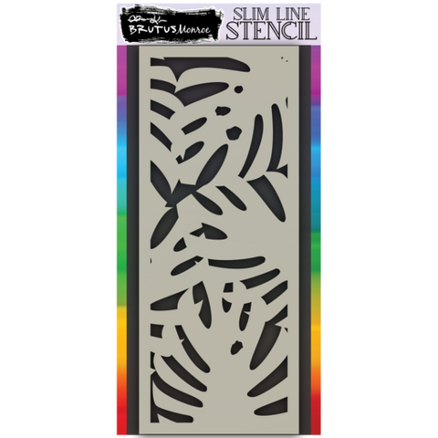 Slim Line Stencil - Devereaux
