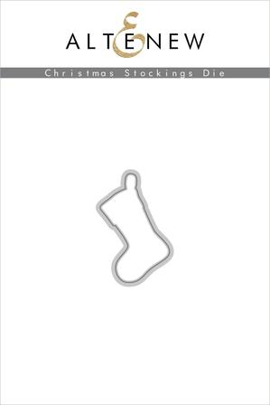 Christmas Stockings Die Set