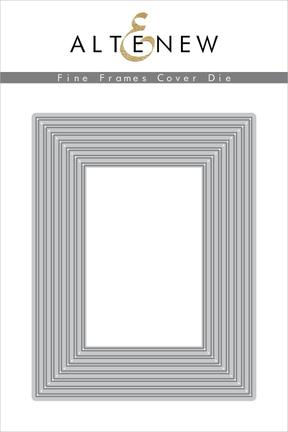 Fine Frames Cover Die