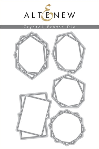 Crystal Frames Die Set