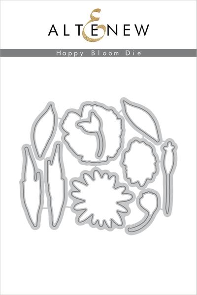 Happy Bloom Die Set
