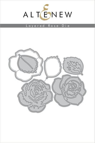 Layered Rose Die Set
