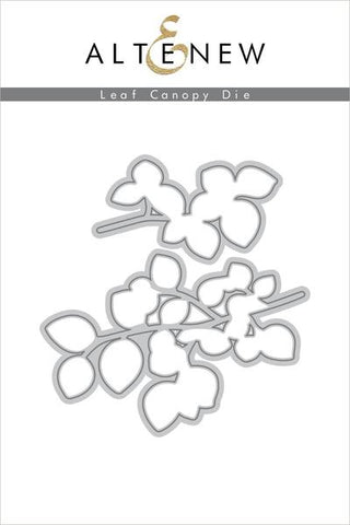 Leaf Canopy Die Set