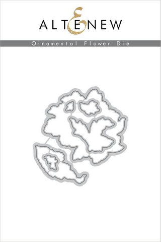 Ornamental Flower Die Set