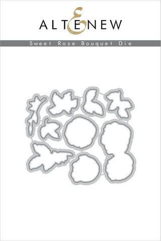 Sweet Rose Bouquet Die Set