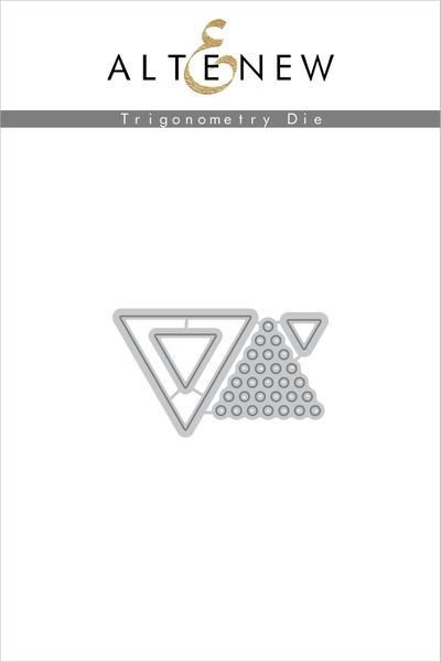 Trigonometry Die Set