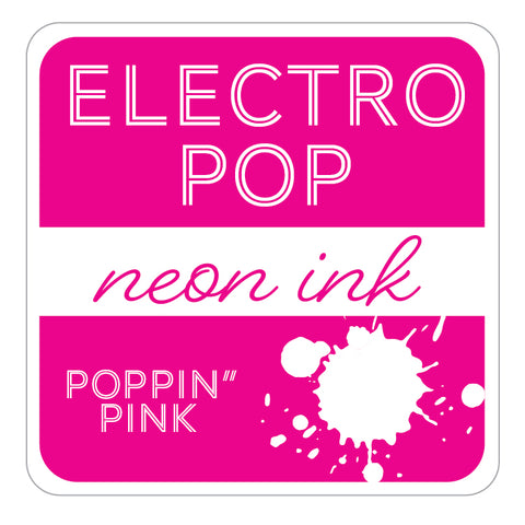 ElectroPop Ink Pad Poppin' Pink