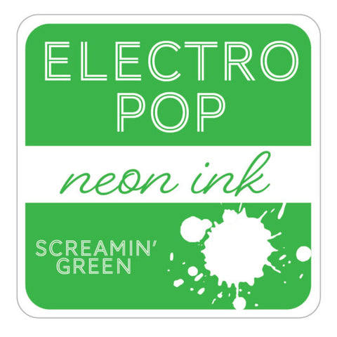 ElectroPop Ink Pad Screamin' Green