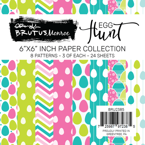 Egg Hunt Paper Pad