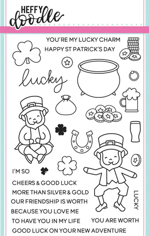 Lucky Friends Stamps