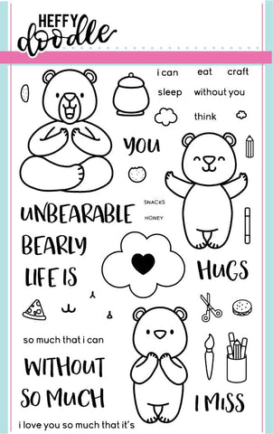 Unbearable Without You Stamps