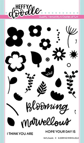 Blooming Marvellous Stamps