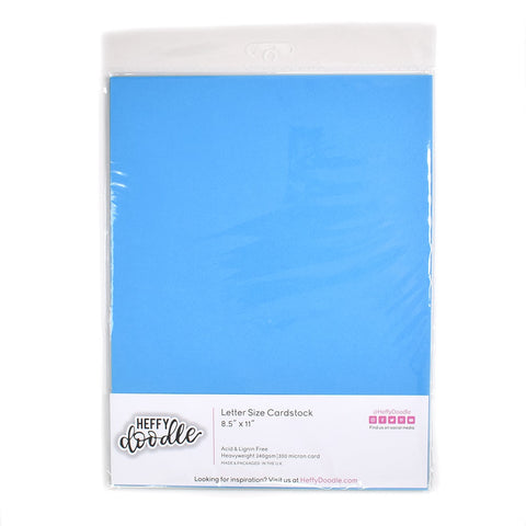 "Cookie Monster 8.5"" x 11"" coloured cardstock (10 sheets)"