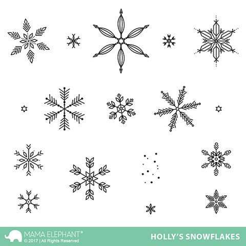 HOLLY'S SNOWFLAKES