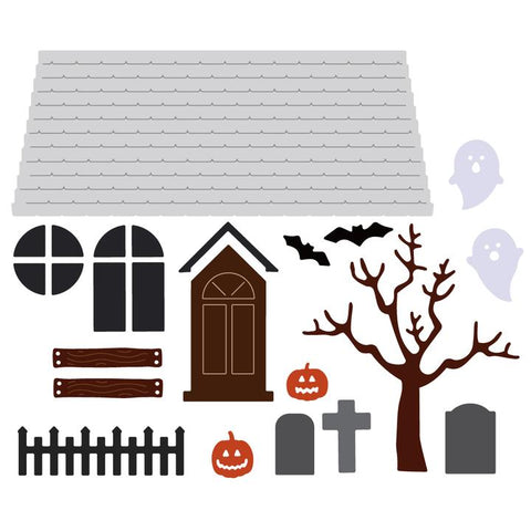 Haunted House Add-on Honey Cuts