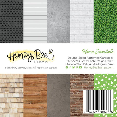 Home Essentials 6x6 Speciality Cardstock Paper Pack