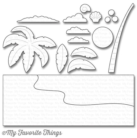 Die-namics Beach Scene Builder