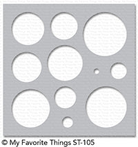Stencil Basic Shapes - Circles