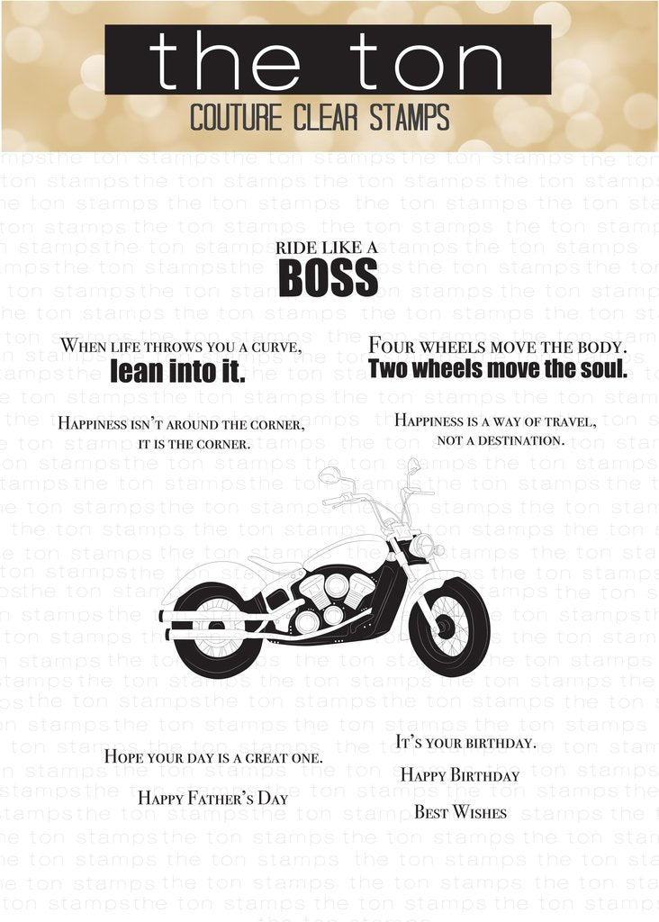 Motorcycle Boss