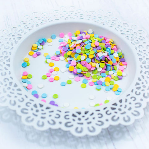 Party Pop Clay Confetti