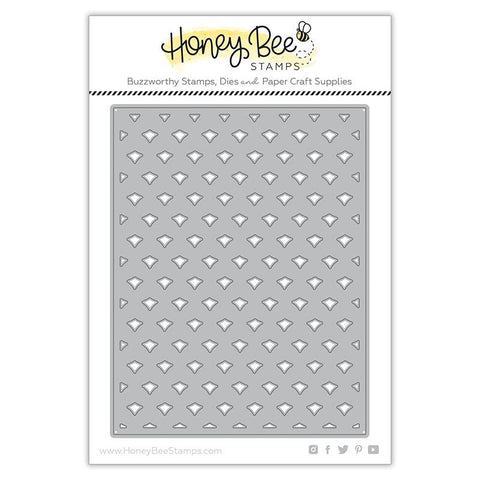 Pineapple Lattice Cover Plate - Base - Honey Cuts