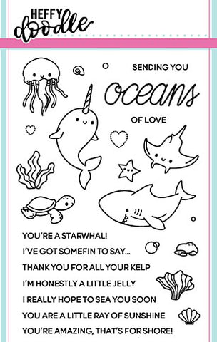 Oceans of Love Stamps