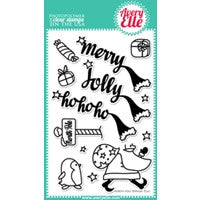 North Pole Clear Stamps