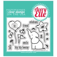Ellie Clear Stamps