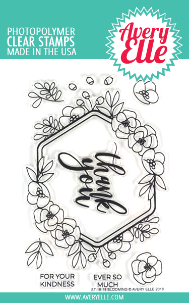 Blooming Clear Stamps