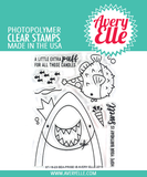Sea-prise! Clear Stamps