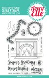 Fireside Clear Stamps
