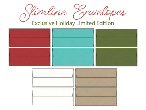 Slimline Envelope Assortment