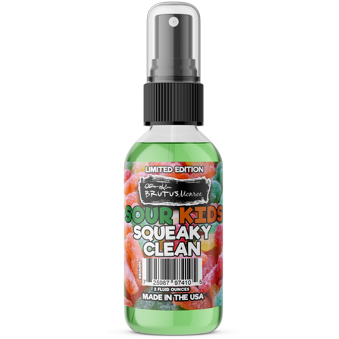 Squeaky Clean Stamp Cleaner - Sour Kids