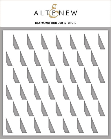 Diamond Builder Stencil