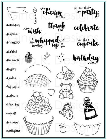 Clear Stamps Sweet Thing