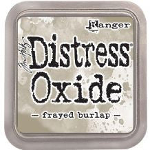 Distress Oxide - Frayed Burlap