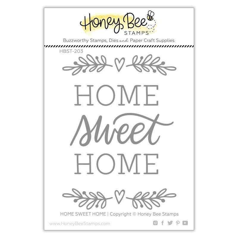 Home, Sweet Home Stamp Set